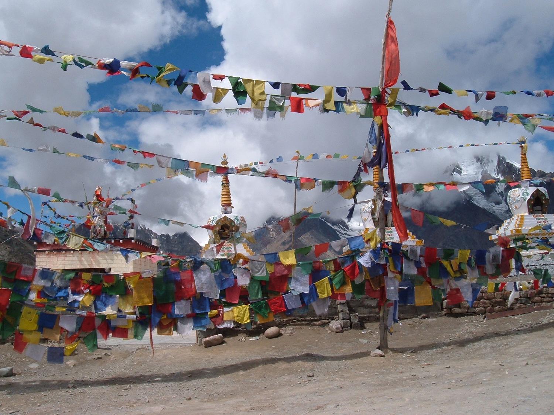 Ladakh, juin 2018, Marc