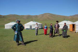 Mongolie, yourte