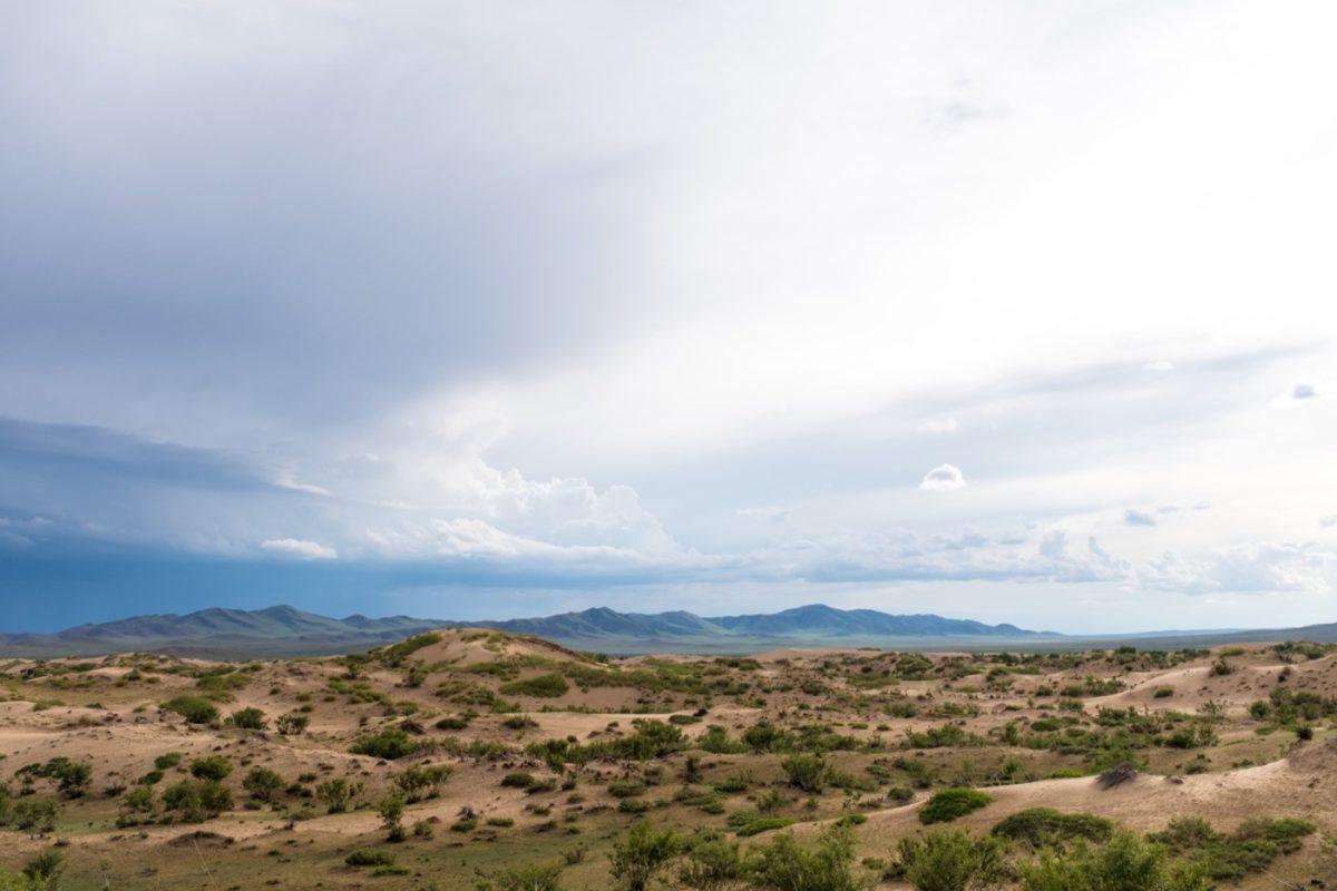 Mongolie, juillet 2019, Bernard