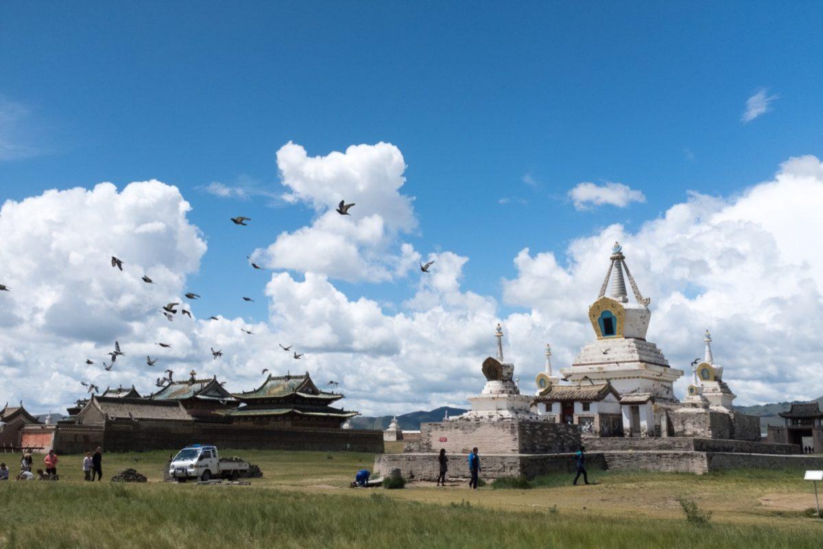 Mongolie, juillet 2019, François Delclaux